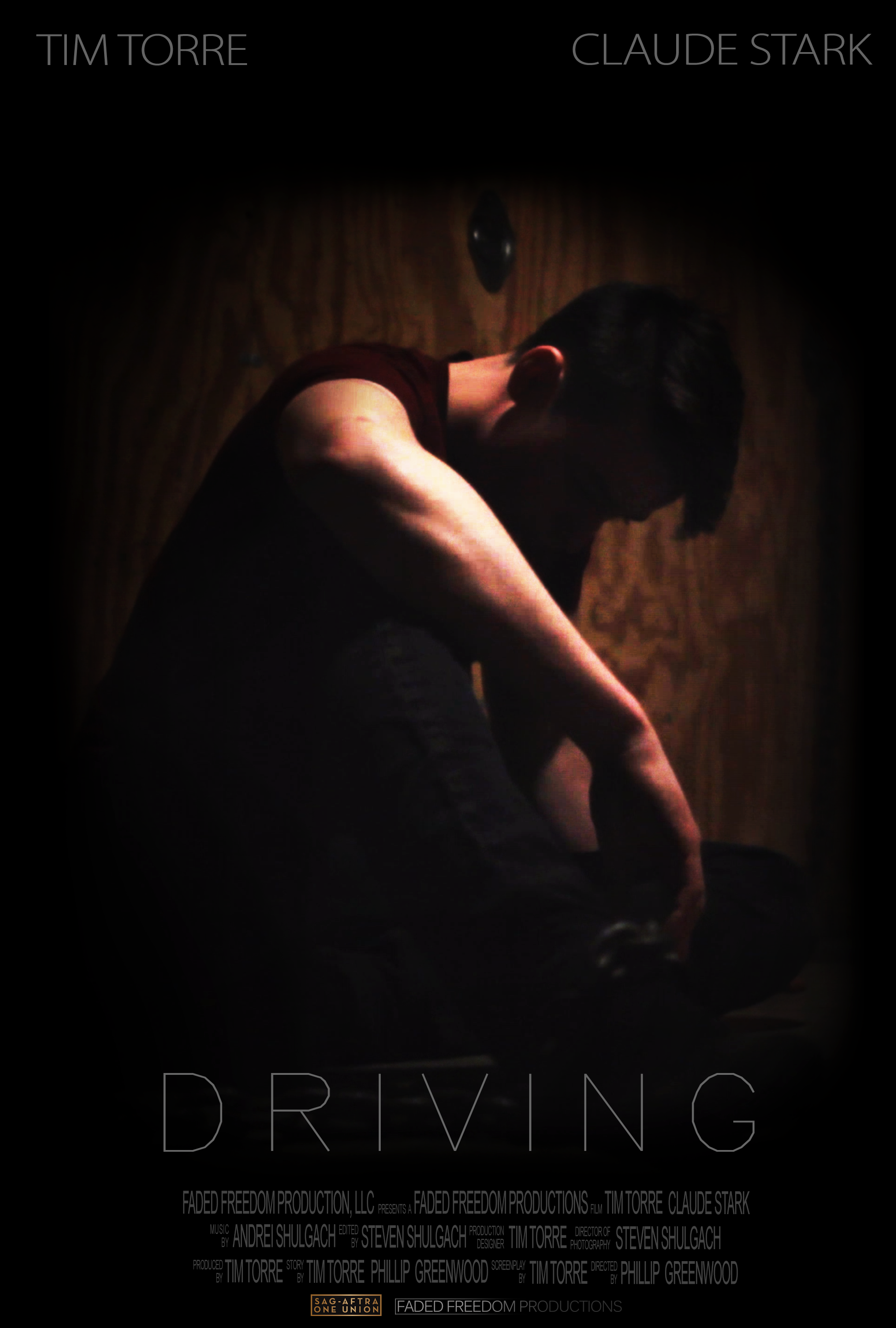 Driving - Poster Final