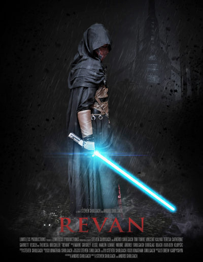 Revan Storm Dirty