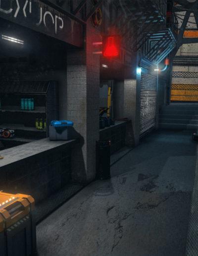 Sci-FI Alley v2