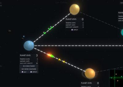 Galactic Trader - Global Game Jam 2018